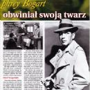Humphrey Bogart - Retro Magazine Pictorial [Poland] (November 2020)