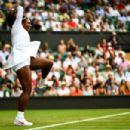 Serena Williams – 2018 Wimbledon Tennis Championships in London Day 3 - 454 x 302