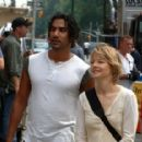Jodie Foster and Naveen Andrews