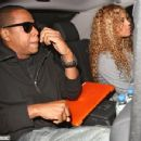 Beyoncé Knowles - Out In London - June 8, 2010