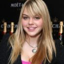 Aimee Teegarden - Luxury Lounge in Honor of the 14 Annual SAG Awards - Day 1, 26 Jan 2008
