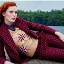 Karen Elson - Harper's Bazaar Magazine Pictorial [Russia] (August 2016) - 454 x 297
