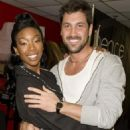 Maksim Chmerkovskiy and Brandy Norwood