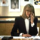 Eldest sister Georgia (Diane Keaton) runs her self-titled fashion magazine - not to mention the majority of her life - from her cell phone in the Columbia Pictures presentation, Hanging Up - 2/2000
