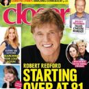 Robert Redford - Closer Magazine Cover [United States] (27 August 2018)