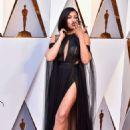 Taraji P. Henson – 2018 Academy Awards in Los Angeles - 454 x 682