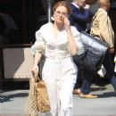 Zoey Deutch – Out shopping in Beverly Hills - 454 x 681