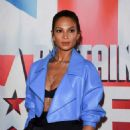 Alesha Dixon and Amanda Holden – Britain's Got Talent Auditions in Manchester - 454 x 652