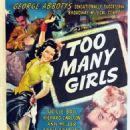 TWO MANY GIRLS - Music and Lyrics By Rodgers and Hart - 454 x 693