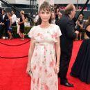 Amanda Peet 66th Annual Primetime Emmy Awards In La