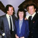 Many photos of Julio Iglesias