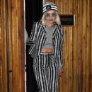 Rita Ora – Leaving The Nice Guy restaurant in West Hollywood