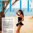 Nadejda Savcova - Elle Magazine Pictorial [Spain] (July 2014) - 454 x 607