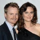 Emily Deschanel and David Hornsby - 454 x 560