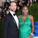 Pictures of Serena Williams and Alexis Ohanian - 454 x 636