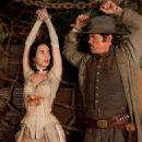 MEGAN FOX as Lilah and JOSH BROLIN as Jonah Hex in Warner Bros. Pictures' and Legendary Pictures' action adventure 'JONAH HEX,' a Warner Bros. Pictures release. TM & © DC Comics. Photo by Jamie Trueblood - 454 x 681