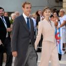 Beatrice Borromeo and Pierre Casiraghi - 378 x 594