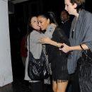 Nicole Scherzinger: leaves the infamous Box nightclub