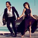 Saif Ali Khan, Kareena Kapoor - Harper's Bazaar Magazine Pictorial [India] (October 2013)
