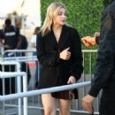 Chloe Moretz – Arrives to The Forum in Inglewood