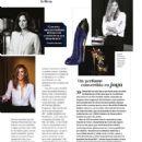 Karlie Kloss and Carolina Herrera – Mujer Hoy Magazine (December 2017) - 454 x 595