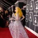 Lady GaGa - Red Carpet - Grammy's 2010 - January 31 2010
