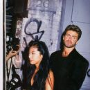 George Michael and Kathy Jeung - 363 x 500