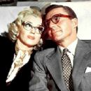 Marilyn Monroe and David Wayne