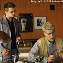 Joshua Jackson and Ryan Phillippe in Columbia's Cruel Intentions - 1999