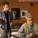 Joshua Jackson and Ryan Phillippe in Columbia's Cruel Intentions - 1999