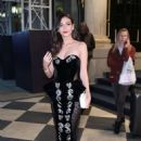 Victoria Justice – Leaving the Plaza Hotel in NYC
