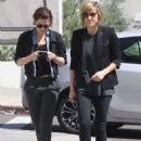 Kristen Stewart Heading To Richard Glatzer Memorial Service In West Hollywood