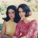 Lana Wood and Natalie Wood - 454 x 519