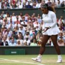 Serena Williams – 2018 Wimbledon Tennis Championships in London Day 8 - 454 x 303