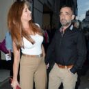 Michael Le Vell and Louise Gibbons - 454 x 718