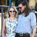 Dianna Agron and Winston Marshall - 454 x 664