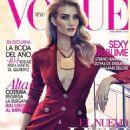 Rosie Huntington Whiteley Vogue Mexico November 2014