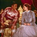 Chow Yun-Fat and Jodie Foster in 20th Century Fox's Anna And The King - 12/99