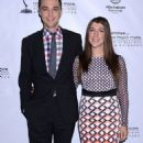 Mayim Bialik and Jim Parsons - 454 x 765