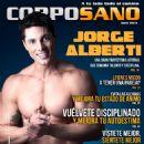 Jorge Alberti- Corpo Sano Magazine [Mexico} April 2013