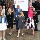 The Dutch Royal Family Attend King's Day - 454 x 325