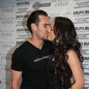Jorge Poza and Zuria Vega - 427 x 640