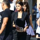 Selena arriving at the Teen Choice Awards in Los Angeles, California August 10, 2014