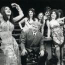 Zorba Original 1968 Broadway Cast Starring Herschel Bernardi - 454 x 303