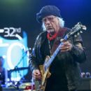 Brad Whitford performs onstage at the TEC Awards during NAMM Show 2017 at the Anaheim Hilton on January 21, 2017 in Anaheim, California - 454 x 313