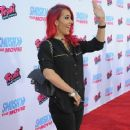 Jenna Marbles - Smosh: The Movie LA Premiere - 361 x 600