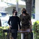 Ashley Tisdale – With her Mother out in Los Angeles