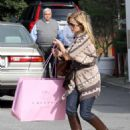 Kristen Bell-Buying Pudding 4 Imperator In Brentwood , 19.10.2010.