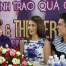 Tom and Carla headline Vietnam Star Tour - 454 x 303