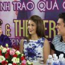 Tom and Carla headline Vietnam Star Tour